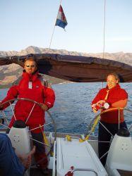 Nach dem klettern segeln pur1