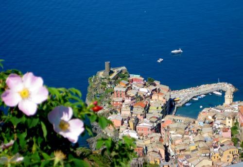 Vernazza - malerisches Dorf der Cinque Terre