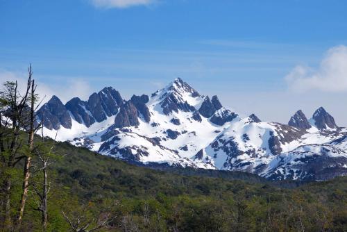 Dientes de Navarino Gebirge