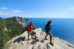 Wandern in den Cinque Terre