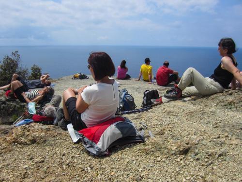 Wandern & Entspannen in atemberaubendem Panorama...
