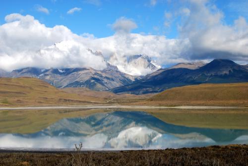 Laguna Amarga im Torres del Paine