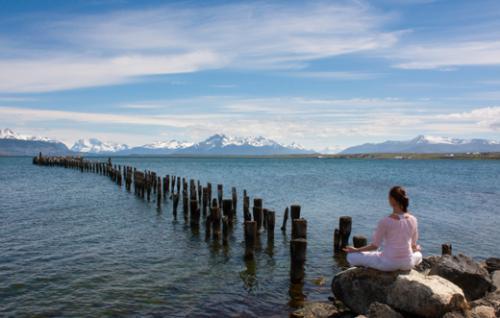Yoga in Puerto Natales