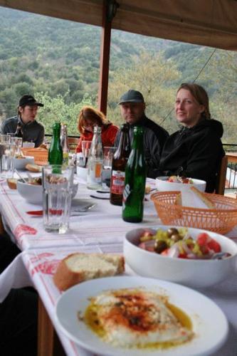 Lecker Essen gehört in Griechenland dazu!