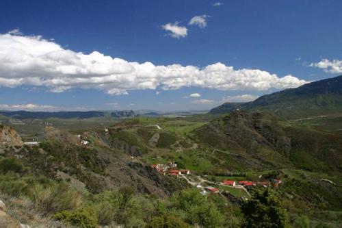 Wunderschöne Landschften im Epirus-Gebirge
