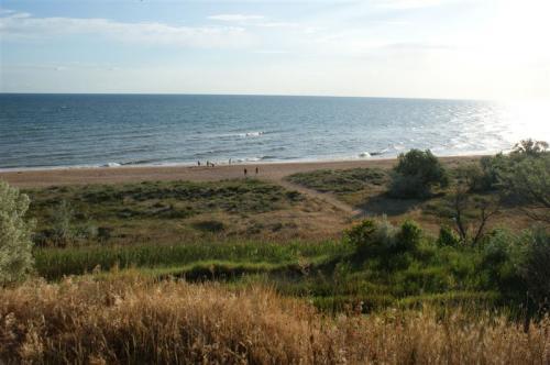 das asowsche Meer in Russland