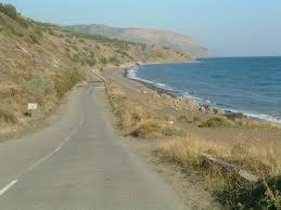 Die Krim und Ihre leeren Strände