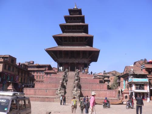 ...Bhaktapur - die heilige Stadt...