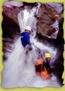 Canyon Oules de Freissinieres