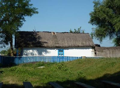 Fischer house in Letea