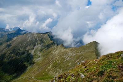 Moldoveanu Gipfel