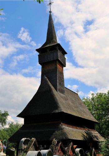 Holzkirche von Ieud