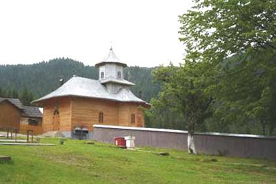 Kloster von Rarau