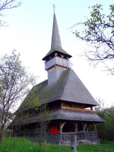 Holzkirche von Birsana