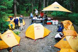 Camping im Norden Kanadas 2