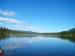 Beginn der Kanutour auf dem Teslin River