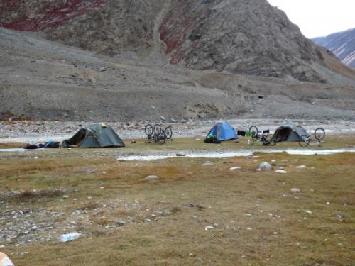 Unser Camp