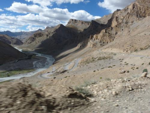 Manali Leh Highway