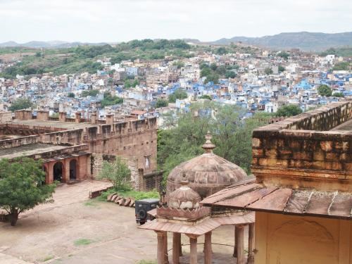 blaue Stadt Jodhpur