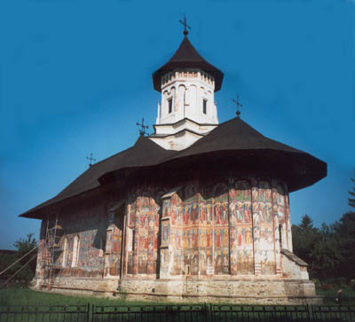 Moldovita Kloster