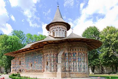 Voronet Kloster