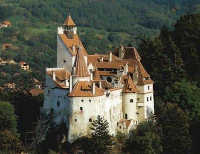 Draculas Schloss Bran