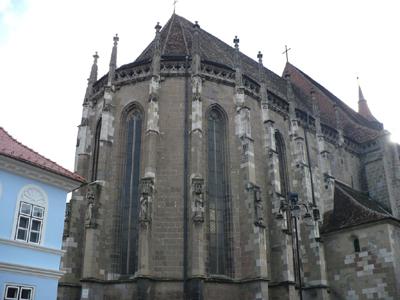 Die Schwarze Kirche Kronstadt