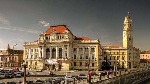 Das Rathaus Gebäude