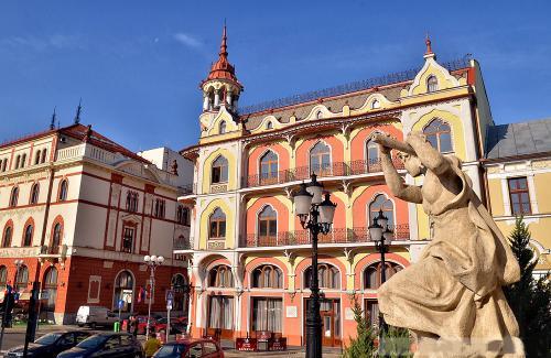 Der Sztarill Palast