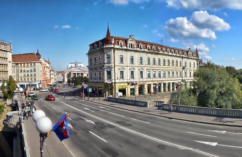 Der Levay Palast