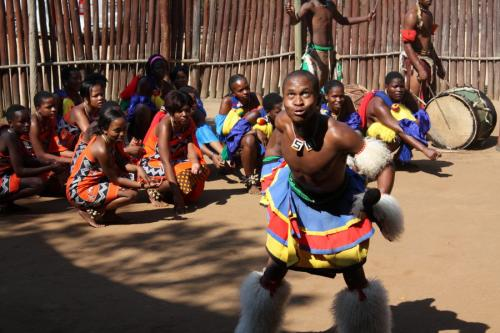 Experience Wilderness Swaziland - Traditioneller Tanz