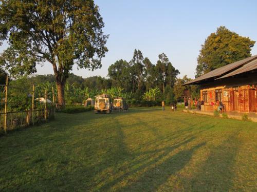 Bongo Campsite Tansania
