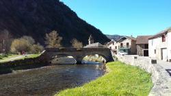Brücke bei Orlu
