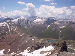Albula Alpen