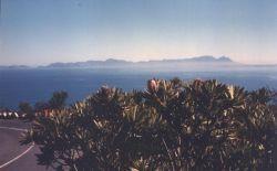 Tafelberg mit False Bay