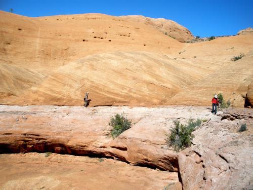 Wandern im Navajo Land