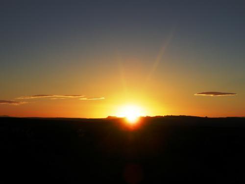 Sonnenaufgang im Navajo Land