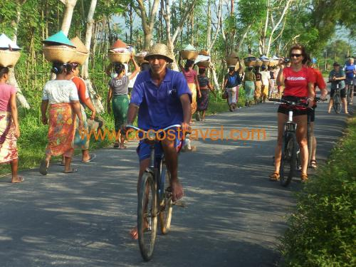 unterwegs auf der Insel Lombok